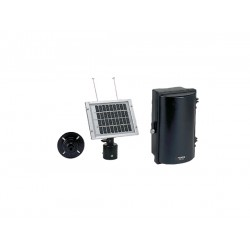 BA-6SL TAKEX Solar Panel and Battery Kit for SPK Series solar powered photoelectric beams