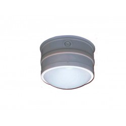 PA-8410E TAKEX 33' Wide pattern with mounting height up tp 26', Mirror optic,Indoor/Outdoor 12VDC