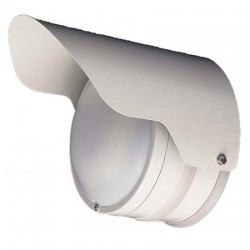 PIR-30WE TAKEX 100' Long & Wide pattern with mounting height of 11.5', Mirror optic,Indoor/Outdoor, 12V
